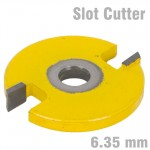 SLOT CUTTER 6.35MM