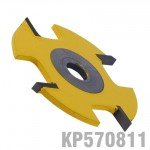 "4 WING CUTTER 2"" X 2.4MM"