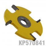 "4 WING CUTTER 2"" X 4.8MM"