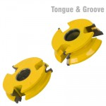 TONGUE & GROOVE 3 WING CUTTER