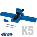 KREG JIG K5 POCKET HOLE SYSTEM