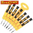 PRECISION SCREW DRIVER SET 7PC - CELL PHONE