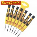 PRECISION SCREW DRIVER SET 7 PCE