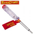 ELECTRIC TESTER  SCREWDRIVER PER EACH