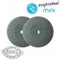 LENTICULAR GRINDING STONES.SILICON CARBIDE.22MM.2PCS