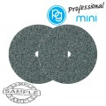 WHEEL GRINDING STONES.SILICON CARBIDE.22MM.2PCS