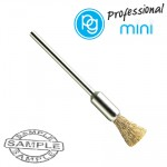 BRASS END WIRE BRUSHES 5MM.SH 2.35MM