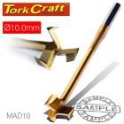 MAD MULTI ANGLE DRILL 10MM WOOD BORE BIT