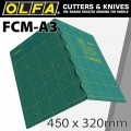 FOLDING MAT FOR ROTARY CUTTERS 460X320X2.0MM