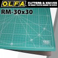 ROTATING MAT METRIC GRID 30CM X 30CM
