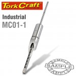 """HOLLOW SQUARE MORTICE CHISEL 1/4"""" INDUSTRIAL 6.35mm"""