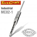"""HOLLOW SQUARE MORTICE CHISEL 5/16"""" INDUSTRIAL 7.9mm"""