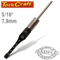 "HOLLOW SQUARE MORTICE CHISEL 5/16"" 7.9mm"