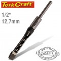 "HOLLOW SQUARE MORTICE CHISEL 1/2"" 12.7mm"