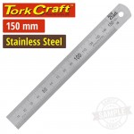 STAINLESS STEEL150X19X0.8MM RULER