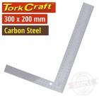 CARPENTERS SQUARE 300X200X2.0 CARBON STEEL