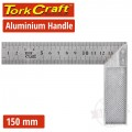 ALUMINIUM TRI HANDLE SQUARE 150MM