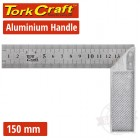 ALUMINIUM TRY HANDLE SQUARE 150MM