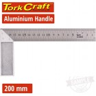 ALUMINIUM TRY HANDLE SQUARE 200MM