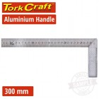 ALUMINIUM TRY HANDLE SQUARE 300MM