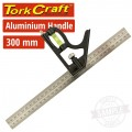 ALUMMINIUM HANDLE COMBINATION SQUARE