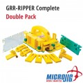 PUSHBLOCK SYSTEM GRR-RIPPER 3D COMPLETE 2 PACK LIMITED EDITION
