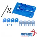 "MICROJIG SPLITTER STEELPRO 1/8"" SET"