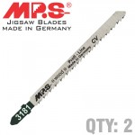 VARIABLE PITCH JIGSAW BLADE FOR WOOD 2/PACK