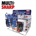 DIY TOOL SHARPENER DISPLAY - 5 X MS3500E 5 X MS1901 3 X MS2001