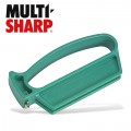 GARDEN TOOL SHARPENER 4 IN 1 HANDHELD