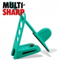 SECATEUR & LOPER SHARPENER JIG MULTI ANGLE SIL. CARBIDE WHEEL