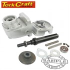 POLISHER SERVICE KIT GEAR & BEARING COMP. (1-11) FOR MY3015-2