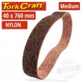 NYLON BELT MEDIUM 40MMX760MM