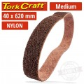 NYLON BELT MEDIUM 40MMX620MM