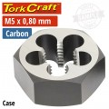 DIE CARB.STEEL 5X0.80MM 1/CASE