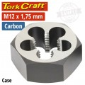 DIE CARB.STEEL 12X1.75MM 1/CSE