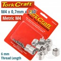 THREAD REPAIR KIT M4 X 0.7 X1.5MM REPL. INSERTS FOR NR5004