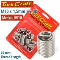 THREAD REPAIR KIT M10 X 1.5 X 2.0MM REPL. INSERTS FOR NR5010
