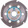BLADE 6 TEETH 115MM FOR WOOD ON ANGLE GRINDER