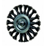 TWISTED WIRE WHEEL BRUSH 75MM