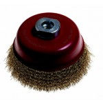 WIRE CUP BRUSH 120MM X 14M