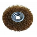 WIRE WHEEL BRUSH 100MM X 13MM
