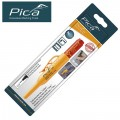 PICA INK MARKER FOR DEEP HOLES RED IN BLISTER