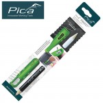 PICA POCKET C/W 1 FOR ALL BLACK AND WHITE MARKING PENCIL IN BLISTER