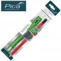 PICA POCKET C/W 1 FOR ALL GRAPHITE 2B MARKING PENCIL IN BLISTER