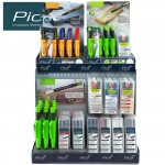 PICA CORE CENTRE 400 COUNTER DISPLAY WITH STOCK