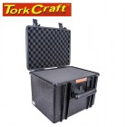 HARD CASE 480X395X360MM OD WITH FOAM BLACK WATER & DUST PROOF 443333