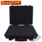 HARD CASE 417X364X104MM OD WITH FOAM BLK WATER & DUST PROOF FOR LAPTOP