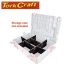 TOOL STORAGE DIVIDER 6PC TORK CRAFT
