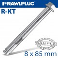 R-KT SLEEVE ANCHOR 8X85MM X100 PER BOX